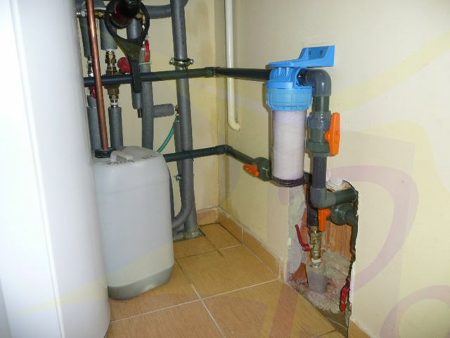 Filtrácia a úprava vody